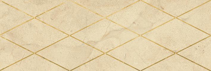 Миланезе дизайн Декор Римский крема 1664-0143 20х60