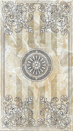 Кендо Декор бежевый 1645-0078 25х45