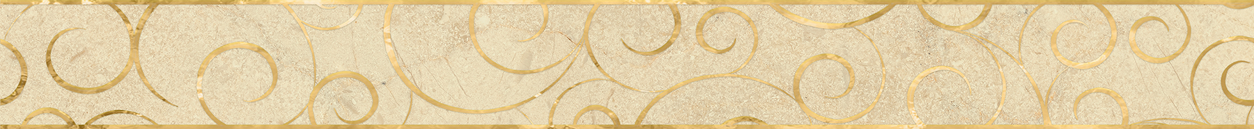 Миланезе дизайн Бордюр Флорал крема 1506-0156 6х60 бордюр настенный 6х60 3 миланезе дизайн флорал крема
