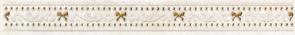 Оникс бордюр 1501-0036 3х25 бордюр разрезной люстрированный 1 3х25 см цвет красный