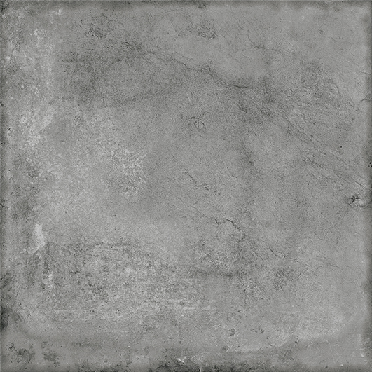 Цемент Стайл Керамогранит серый 6046-0357 45х45 еж стайл линейка color animals желтая утка 18 5 см