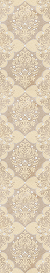 Магриб Бордюр настенный коричневый 1507-0010 8х45 редьярд киплинг the jungle book