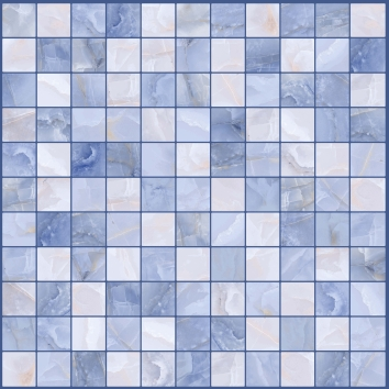 Орнелла мозаика синяя 5032-0202 30х30 lb ceramics орнелла 5032 0199 30x30