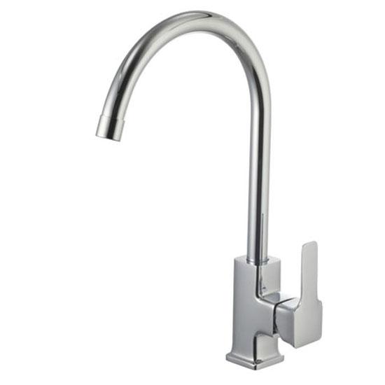 Смеситель Lemark Basis LM3605C для кухни смеситель для ванны коллекция basis lm3602c однорычажный хром lemark лемарк