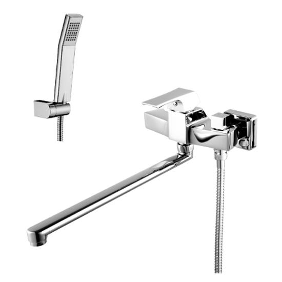 Смеситель Lemark Unit LM4517C для ванны смеситель для ванны lemark unit lm4545c
