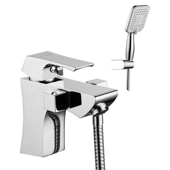 Смеситель Lemark Unit LM4515C для ванны смеситель для ванны lemark unit lm4545c