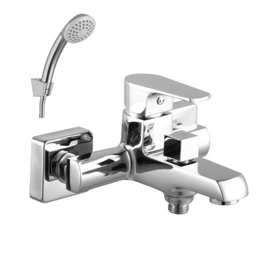 Смеситель Lemark Plus Factor LM1612C для ванны lemark plus factor lm1605c для кухонной мойки