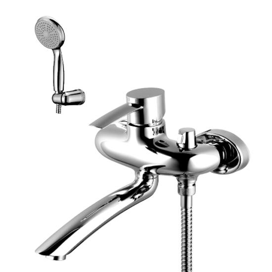 Смеситель Lemark Atlantiss LM3214C для ванны комплект умный дом vstarcam e27 vstarcam ahd dvr 4 беcпроводная ip камера vstarcam ahd h7812 x4