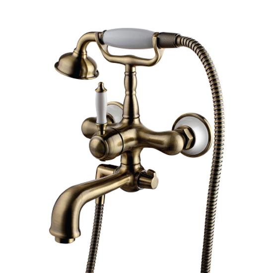 Смеситель Lemark Villa LM4812B для ванны lemark villa lm4812b