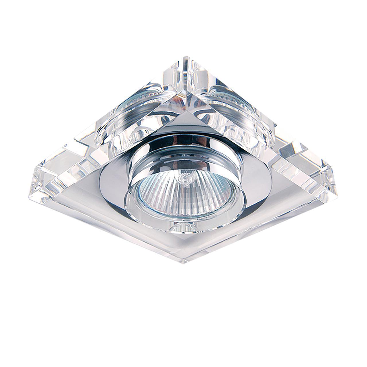 Встраиваемый светильник Lightstar Solo 002050 встраиваемый светильник lightstar solo 002050