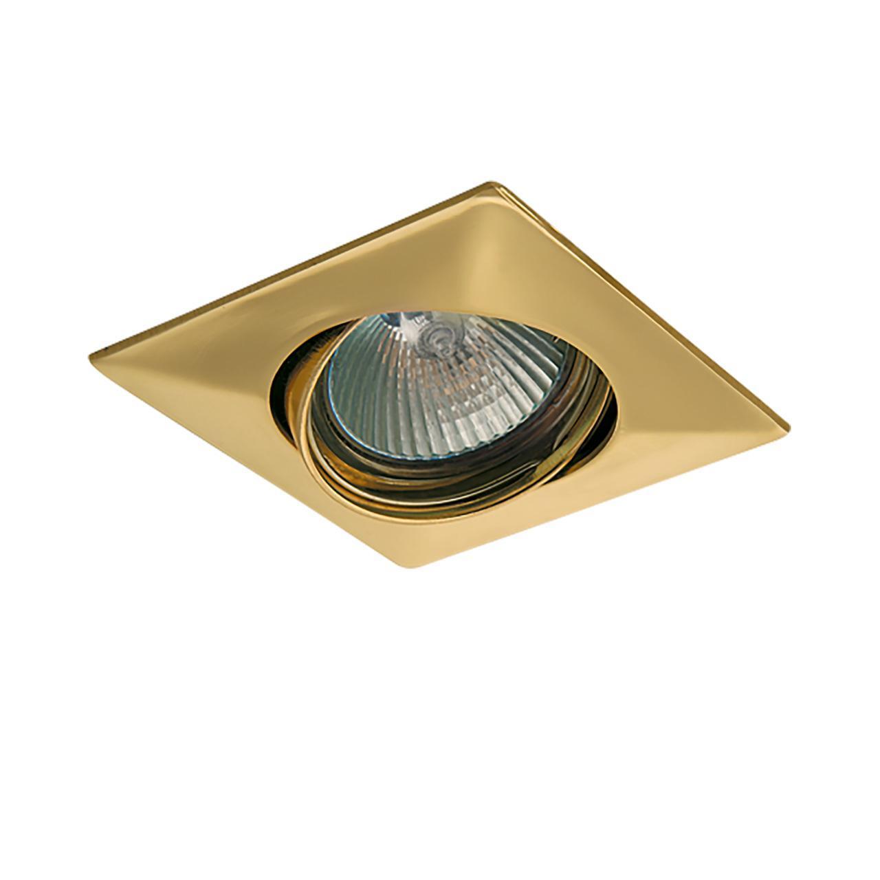 Встраиваемый светильник Lightstar Lega 011032 встраиваемый светильник lightstar lega qua 011032