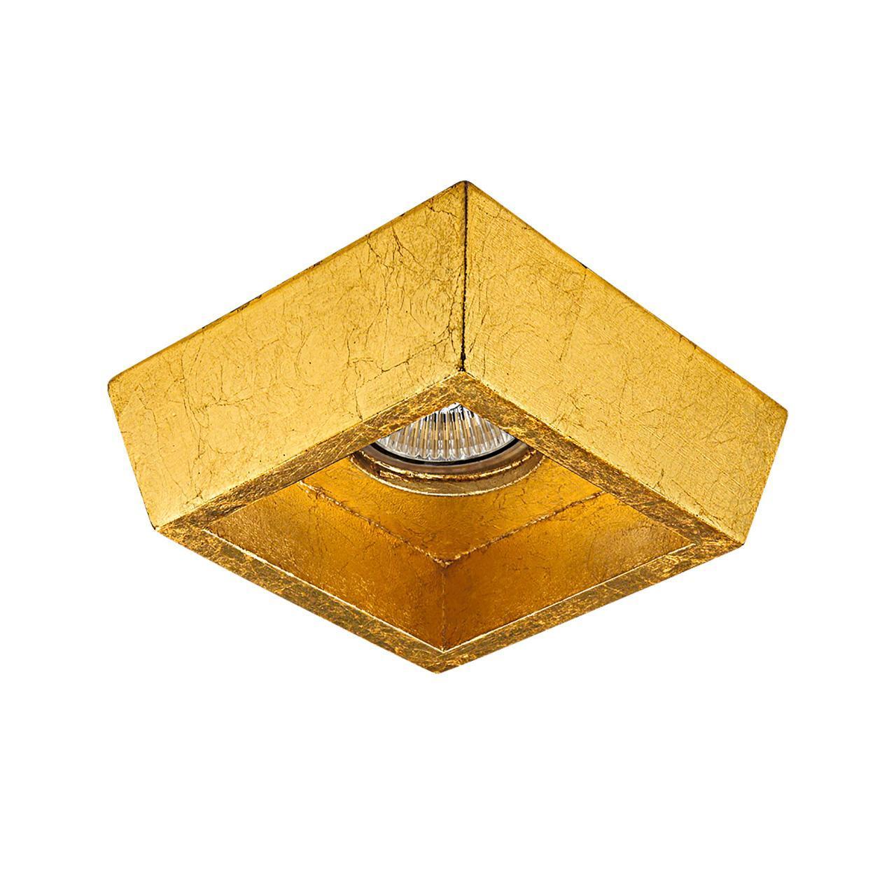 Встраиваемый светильник Lightstar Extra Qua 041022 встраиваемый светильник lightstar artico qua 070244