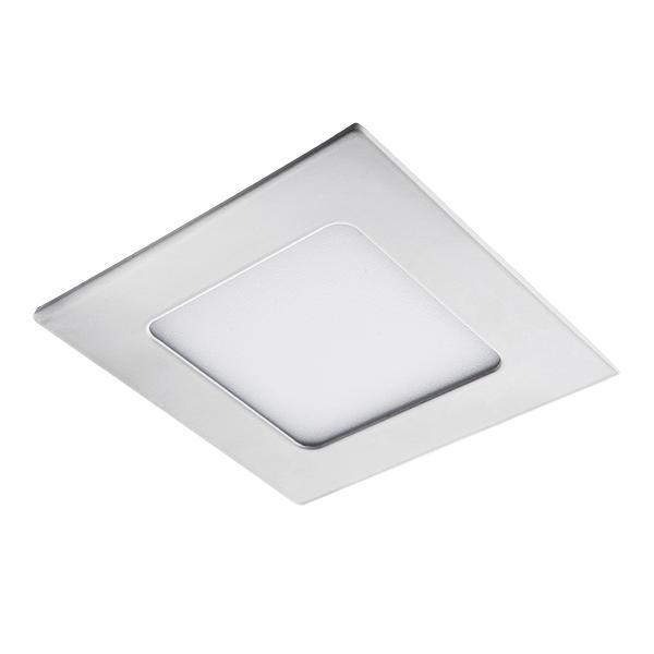 Встраиваемый светодиодный светильник Lightstar Zocco 224062 lightstar 224062 светильник zocco qua led 6w 300lm 3000k в комплекте шт