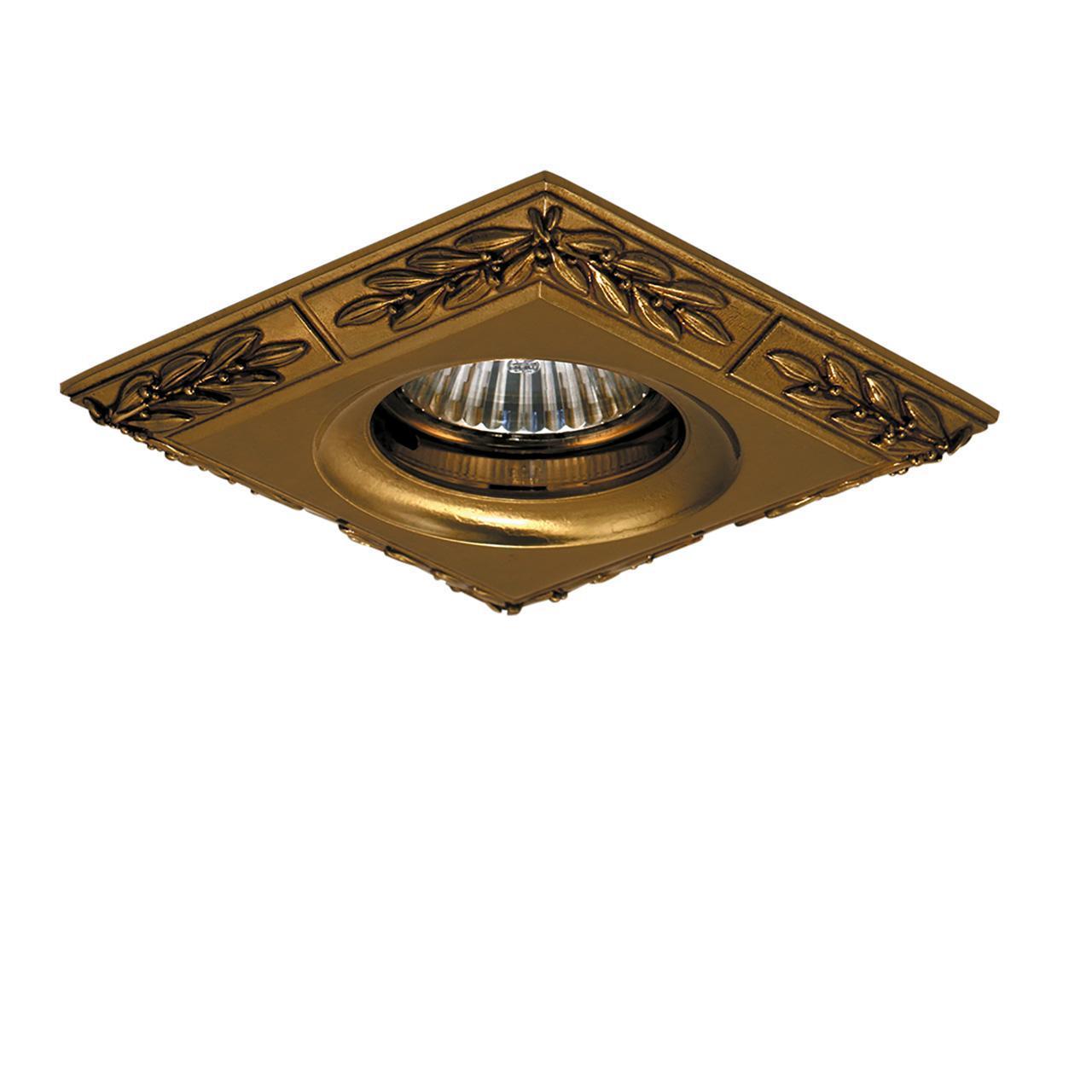 Встраиваемый светильник Lightstar Helio 011148 встраиваемый светильник lightstar helio fiore 011194