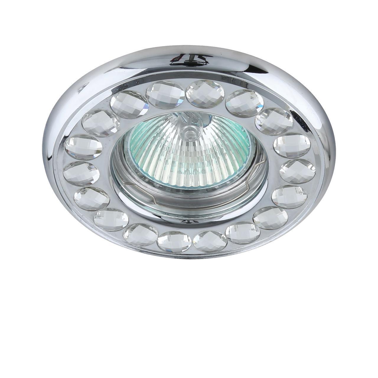 Точечный светильник Lightstar Miriade 011904 точечный светильник lightstar miriade 011904