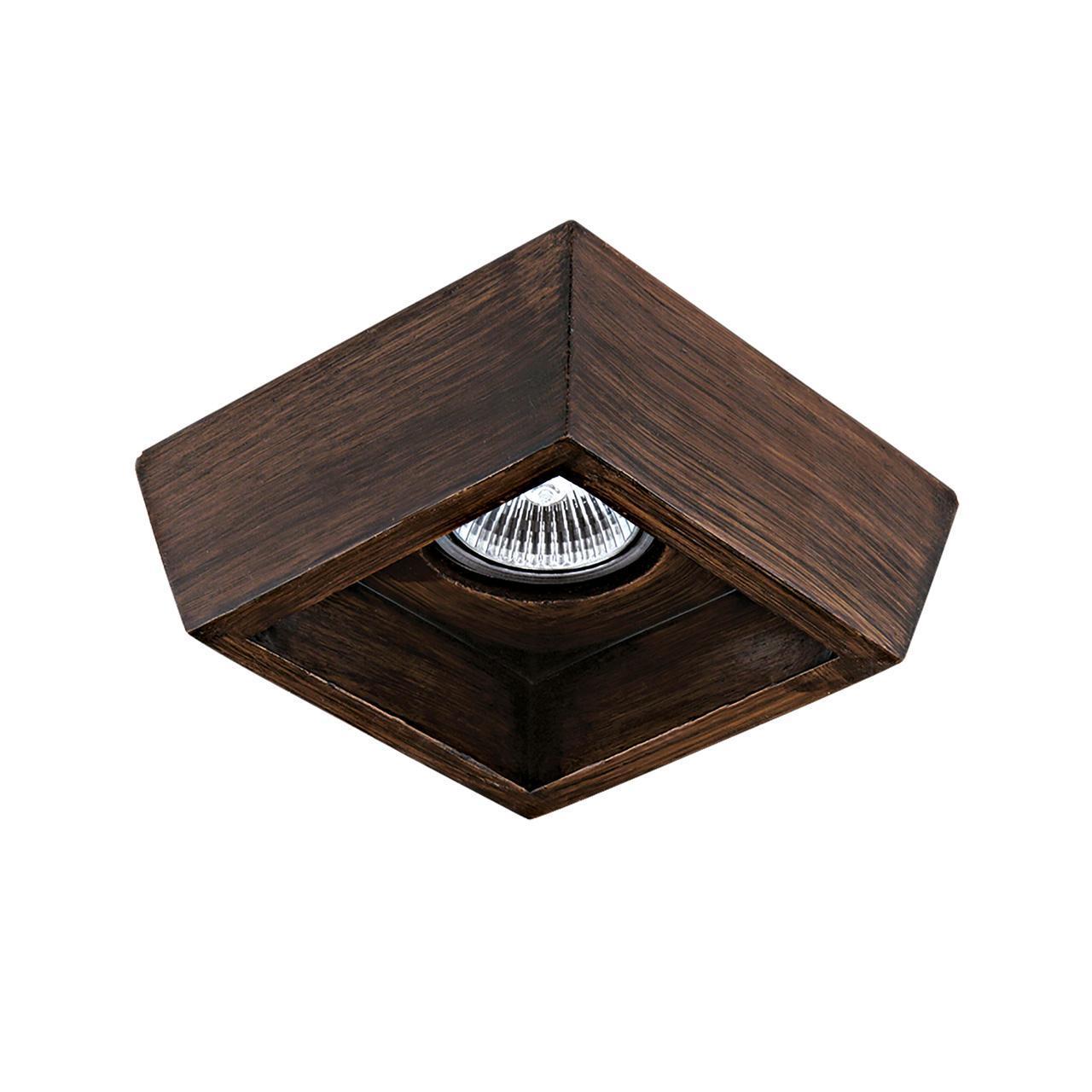 Встраиваемый светильник Lightstar Extra Qua 041029 встраиваемый светильник lightstar artico qua 070244