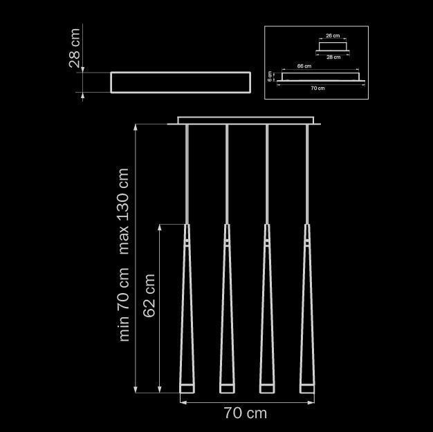 Люстра Lightstar Meta Duovo 807067 подвесная подвесной светильник lightstar meta duovo 807066