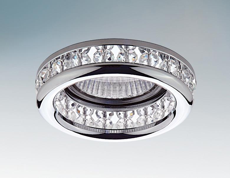 Встраиваемый светильник Lightstar Monile 031704 lightstar встраиваемый светильник lightstar monile top 160304