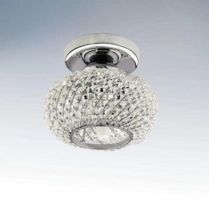 Встраиваемый светильник Lightstar Monile Top 160304 lightstar встраиваемый светильник lightstar monile top 160304