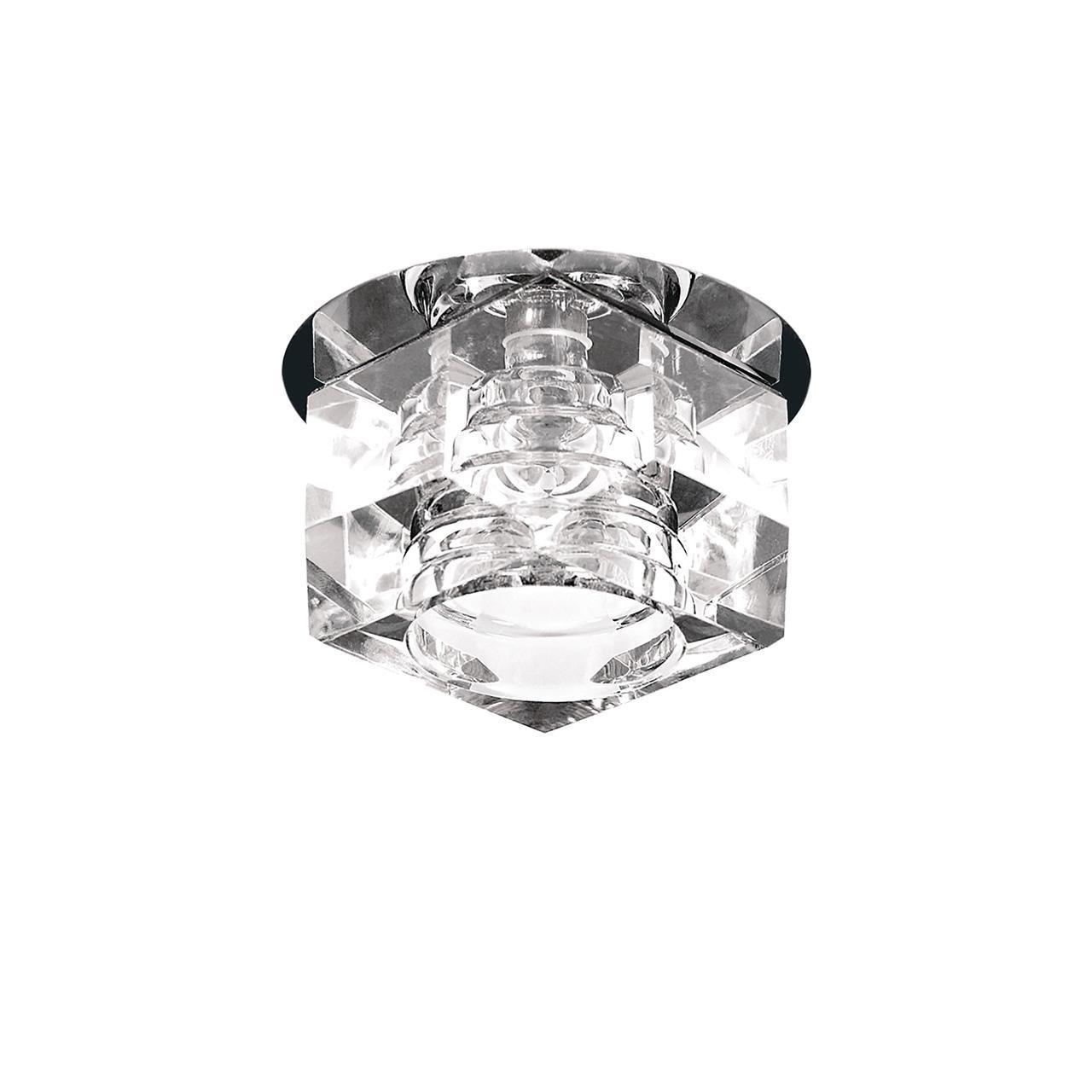 Встраиваемый светильник Lightstar Romb 004060R lightstar встраиваемый светильник lightstar romb 004060