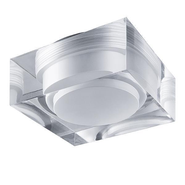 Встраиваемый светодиодный светильник Lightstar Artico 070242 встраиваемый светильник lightstar artico qua 070244