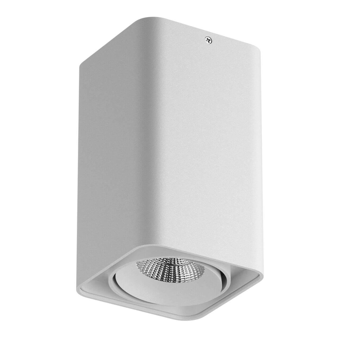Потолочный светодиодный светильник Lightstar Monocco 052136R накладной светильник lightstar monocco 052136r