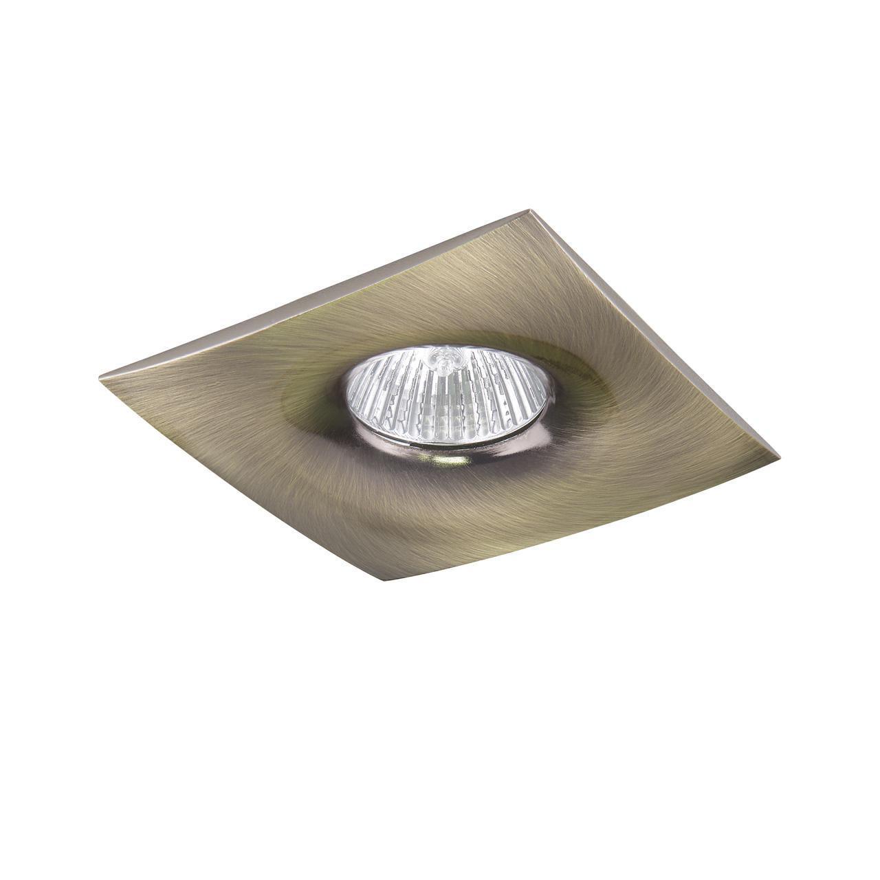 купить Встраиваемый светильник Lightstar Levigo Q 010031 по цене 637 рублей