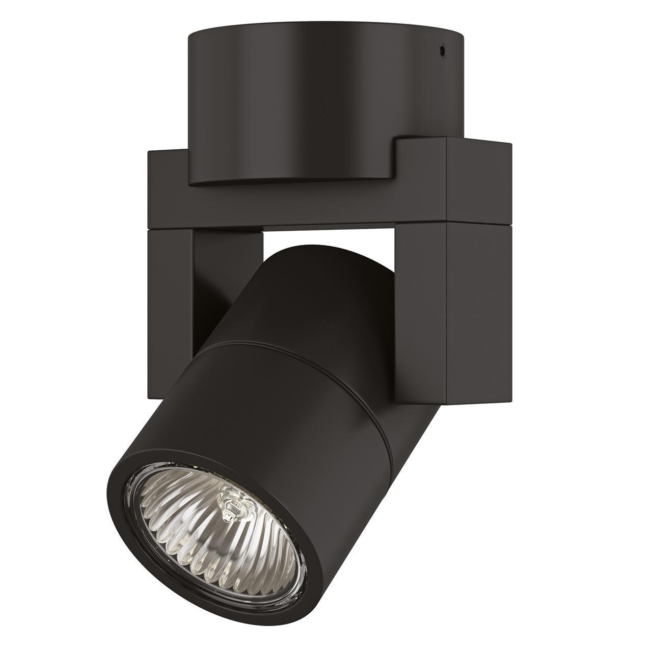 Потолочный светильник Lightstar Illumo L1 Alu 051047 lightstar потолочный светильник lightstar illumo l1 051040