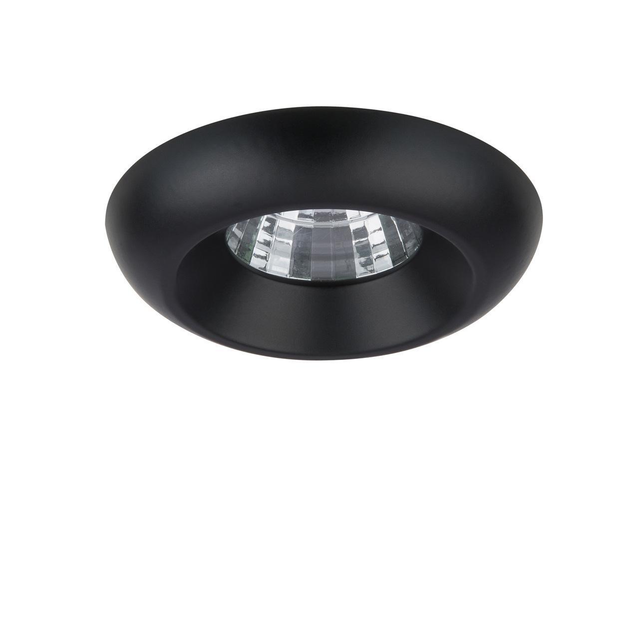Встраиваемый светильник Lightstar Monde LED 071157 встраиваемый светильник lightstar monde led black 071157