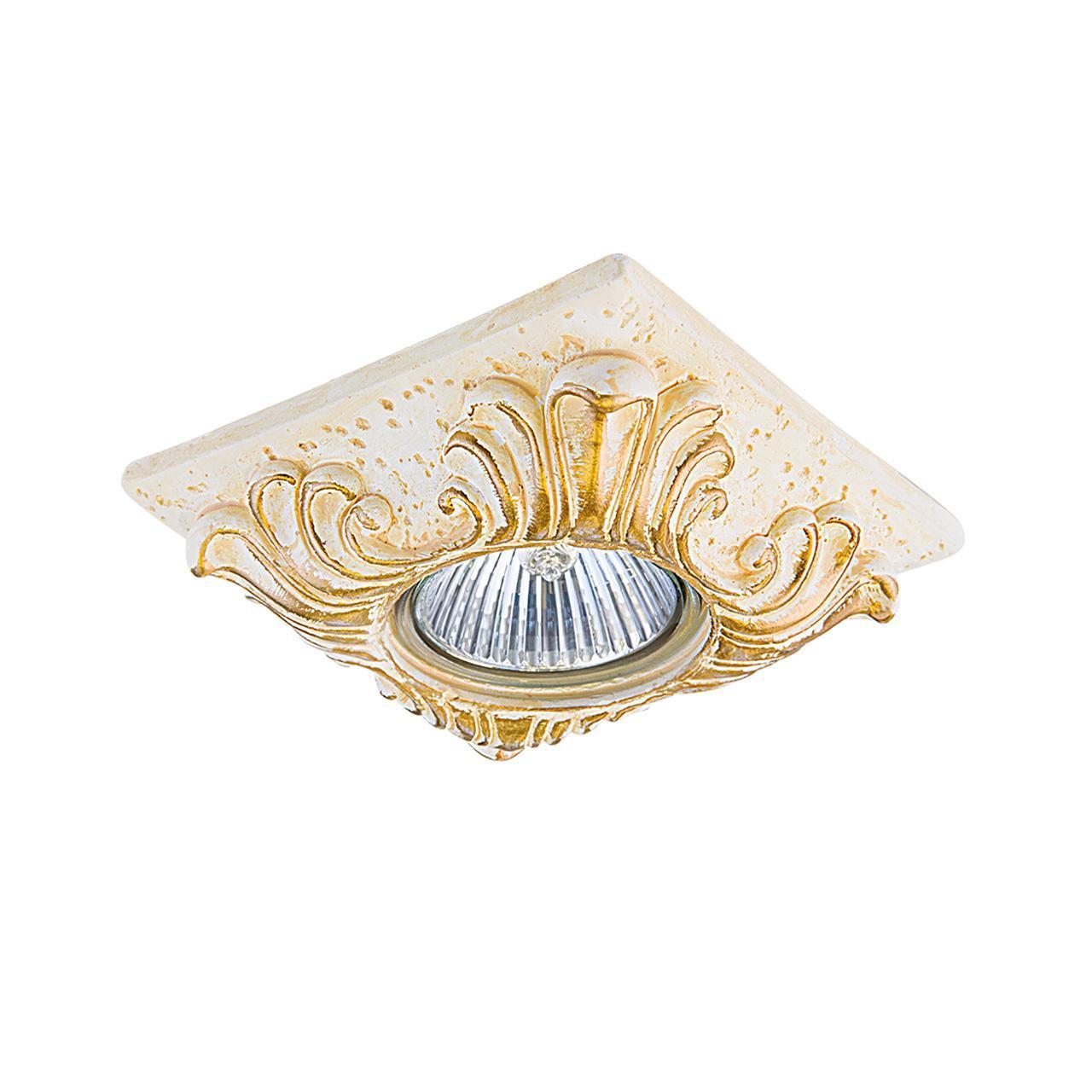 Встраиваемый светильник Lightstar Corinto Qua 002622 встраиваемый светильник lightstar artico qua 070244