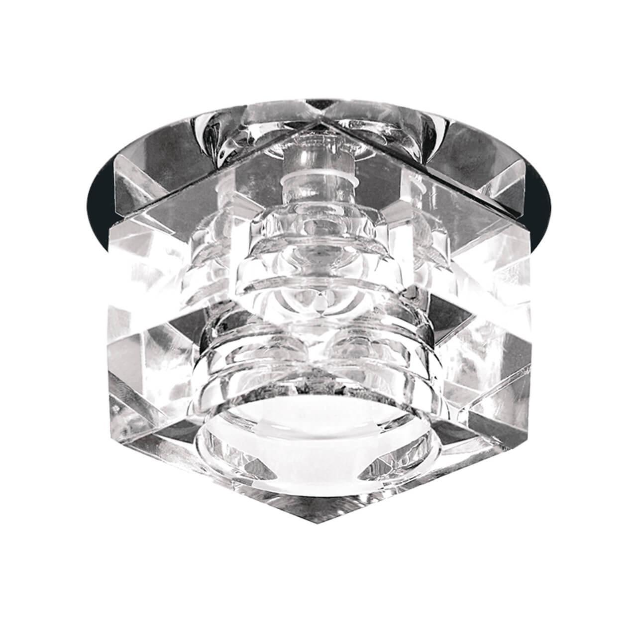Встраиваемый светильник Lightstar Romb 004060 lightstar встраиваемый светильник lightstar romb 004060