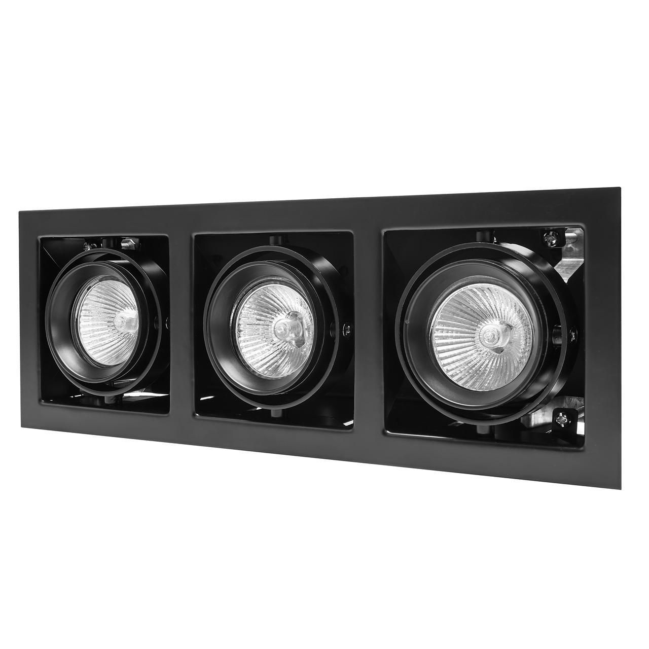 Встраиваемый светильник Lightstar Cardano 16 214038 цена