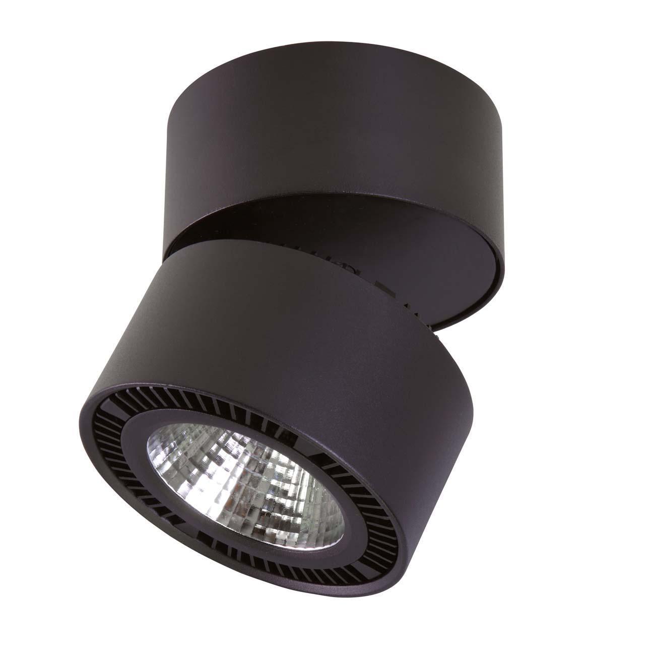 Потолочный светодиодный светильник Lightstar Forte Muro 214837 потолочный светодиодный светильник lightstar forte muro 214839