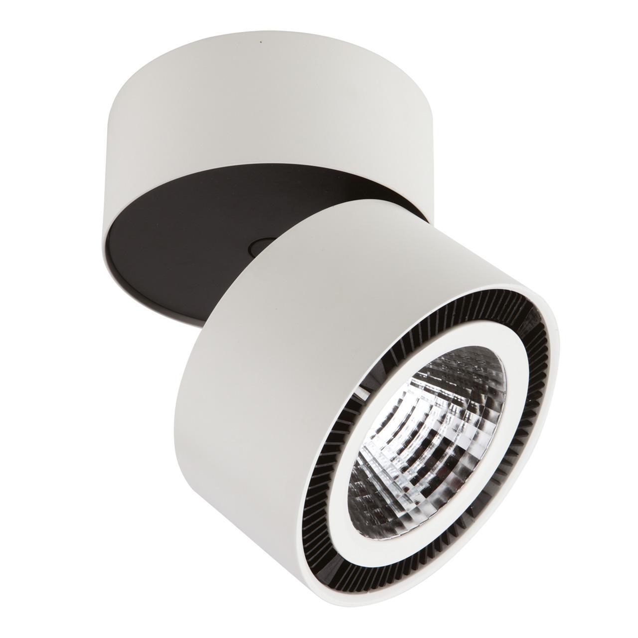 Потолочный светодиодный светильник Lightstar Forte Muro 213850 потолочный светодиодный светильник lightstar forte muro 214839