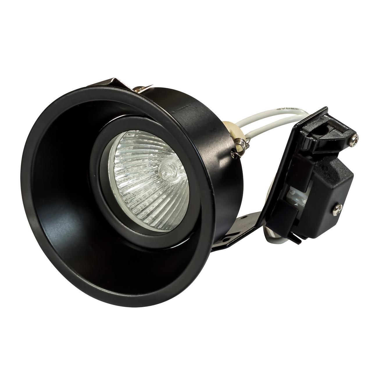 Встраиваемый светильник Lightstar Domino Round 214607 светильник lightstar domino round ls 214657