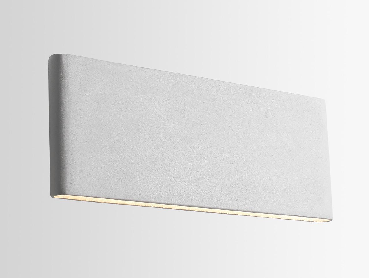 купить Настенный светильник Lucia Tucci Aero W205 Bianco LED по цене 8499 рублей