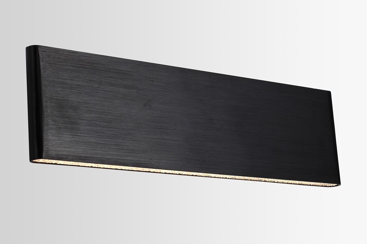 купить Настенный светильник Lucia Tucci Aero W206 Nero LED по цене 9499 рублей