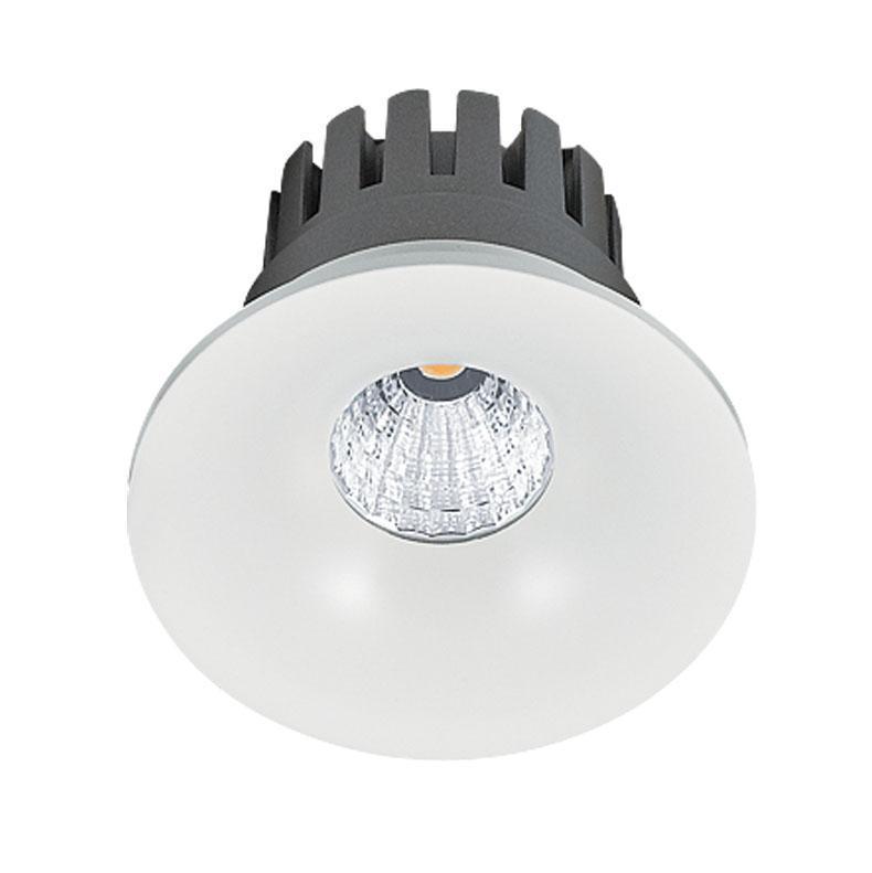 Встраиваемый светодиодный светильник Lucia Tucci Solo 131.1-7W-WT