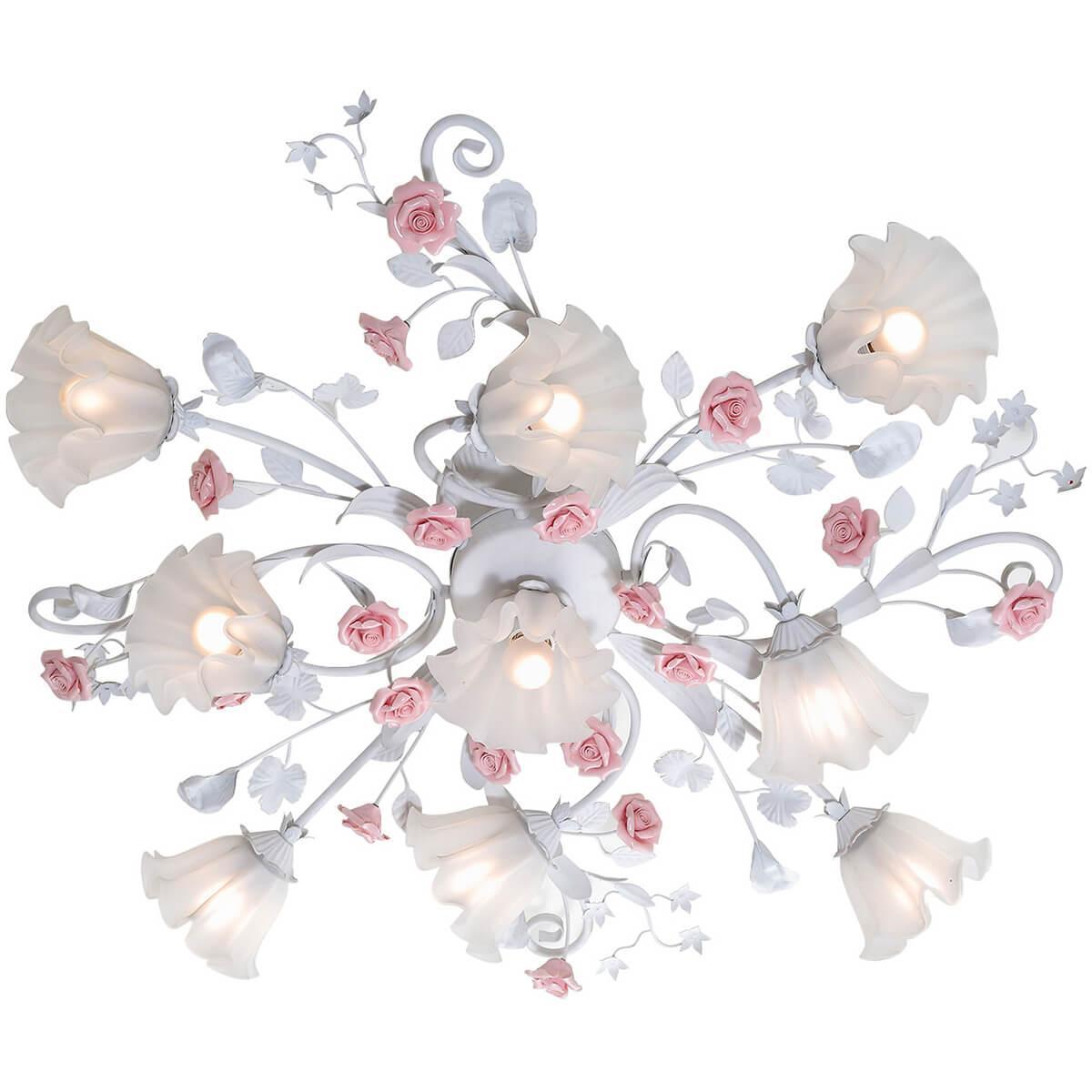 Люстра Lucia Tucci Fiori Di Rose 109.8.1 потолочная