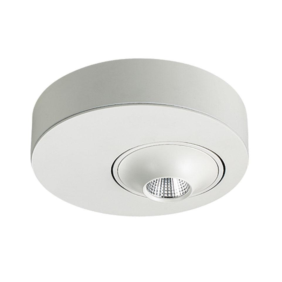 Потолочный светодиодный светильник Lucia Tucci Vogue 121.1-7W-WT светильник потолочный 9819cr 4 wt