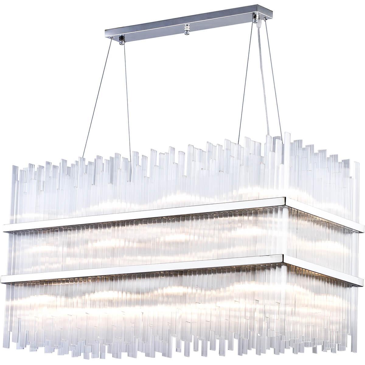 Подвесной светильник Lucia Tucci Rumba 1073.36 Chrome подвесной светильник lucia tucci rumba 1071 4 chrome