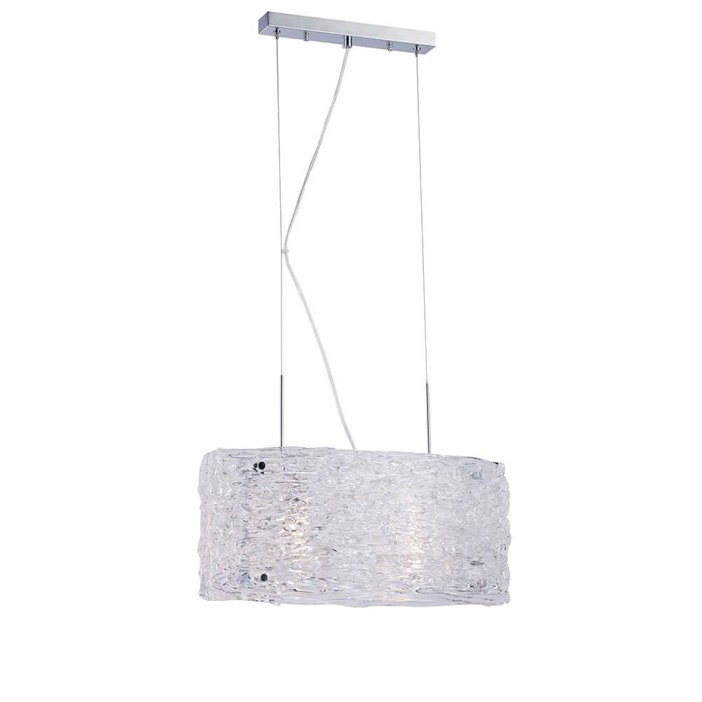 Подвесной светильник Lucia Tucci Rumba 1054.2 Chrome подвесной светильник lucia tucci rumba 1071 4 chrome