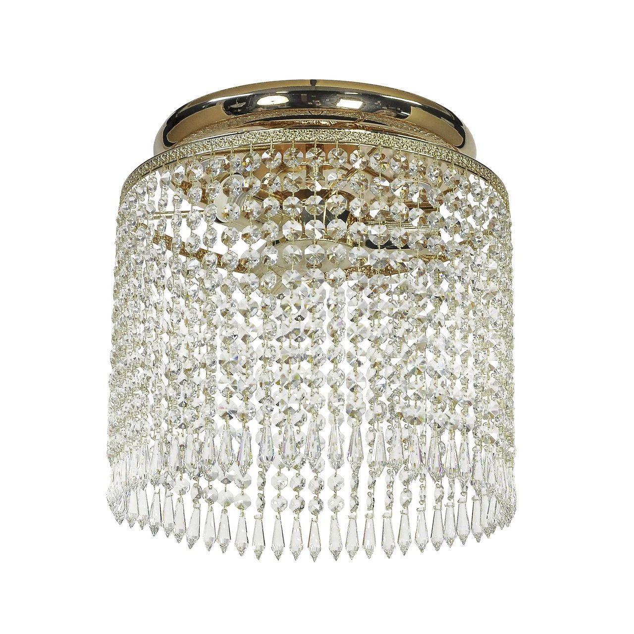 Потолочный светильник Lucia Tucci Cristallo 756.3.2 Gold