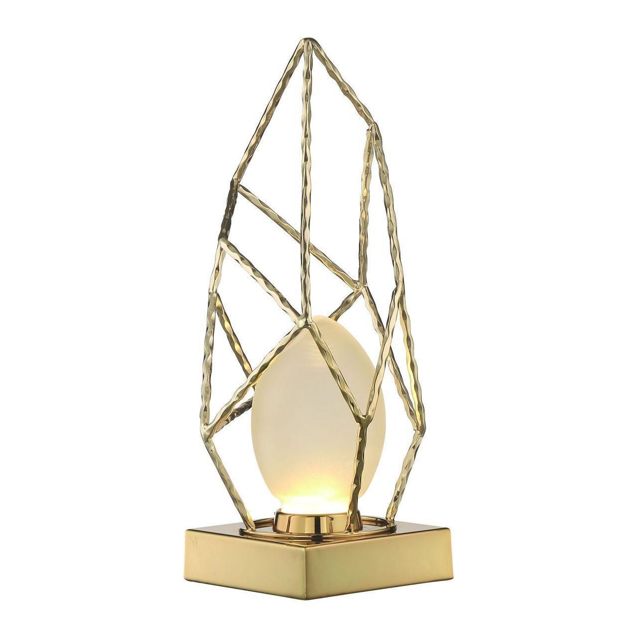 Настольная лампа Lucia Tucci Naomi T4750.1 Gold настольная лампа lucia tucci harrods t944 1