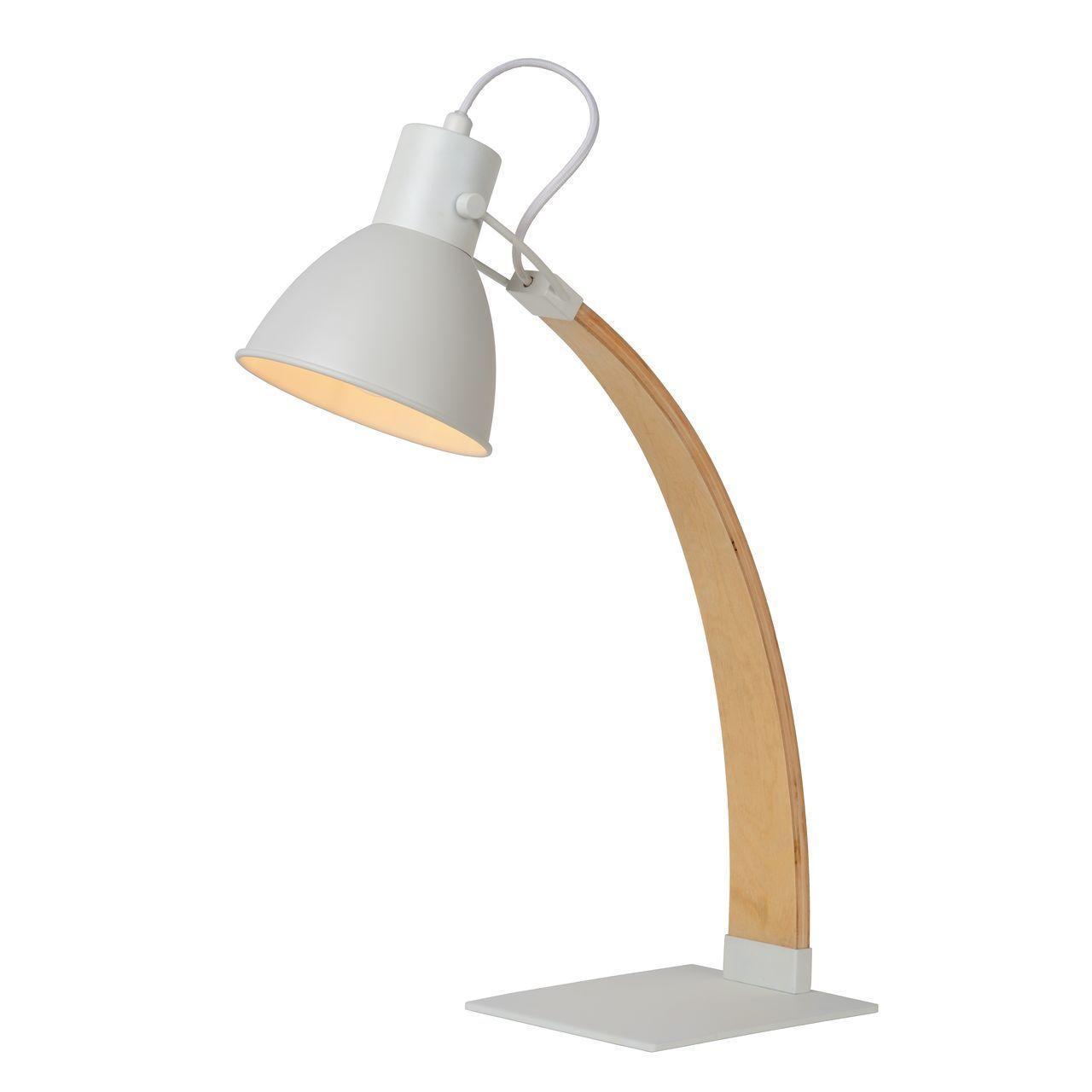 Настольная лампа Lucide Curf 03613/01/31 торшер lucide curf 03713 01 30