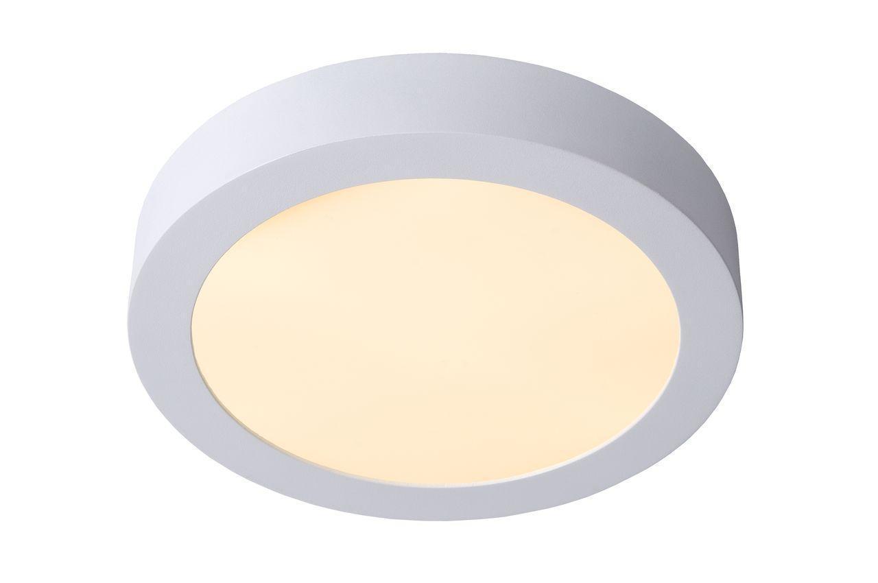 Фото - Потолочный светодиодный светильник Lucide Brice-Led 28106/24/31 накладной светильник lucide brice led 28106 18 31