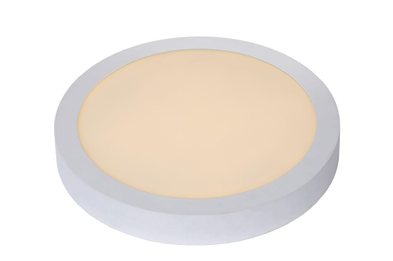 Фото - Потолочный светодиодный светильник Lucide Brice-Led 28106/30/31 накладной светильник lucide brice led 28106 18 31