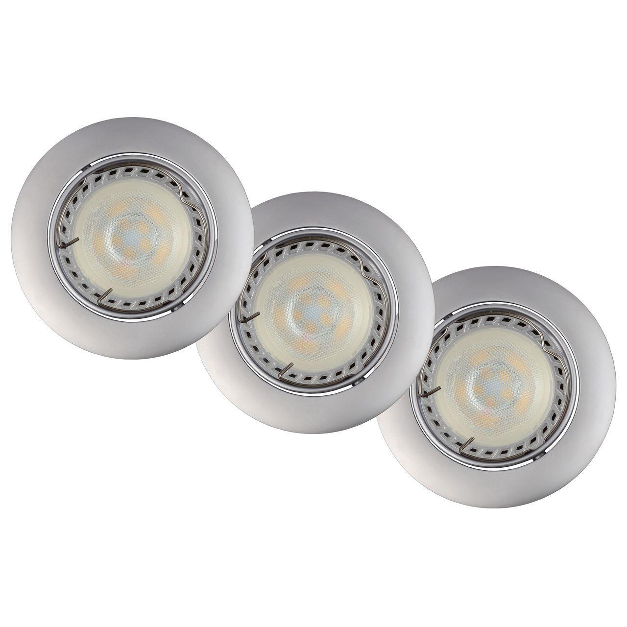 Встраиваемый светильник Lucide Focus 11001/15/36 lucide встраиваемый светильник lucide ben 17958 11 36