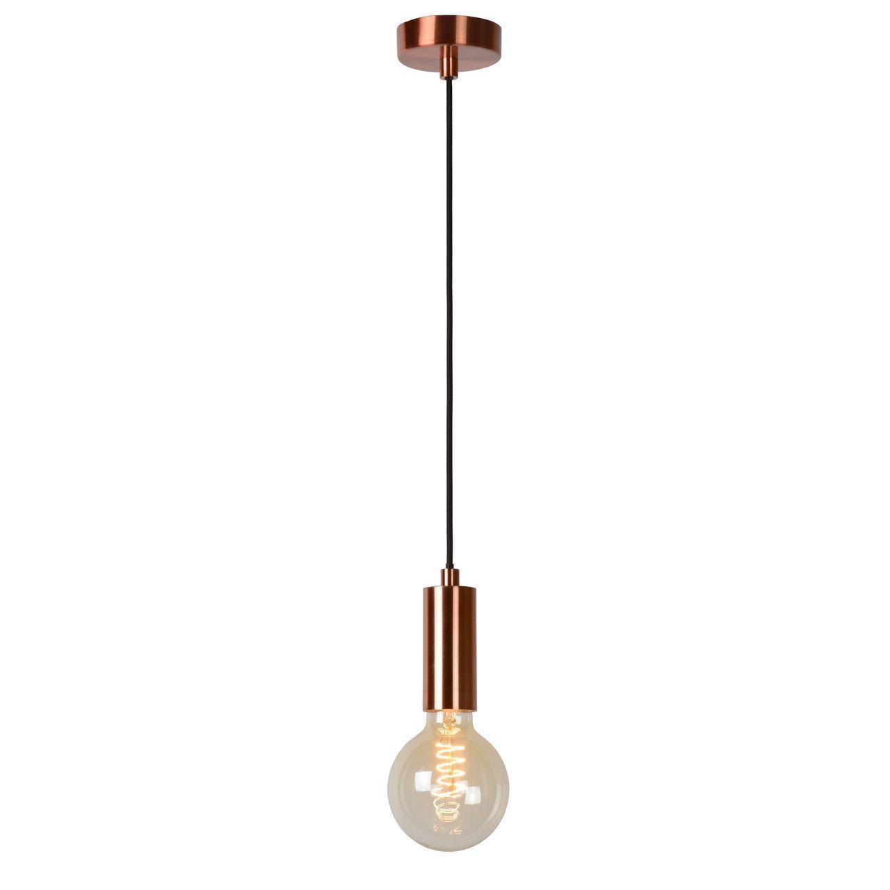 Подвесной светильник Lucide Droopy30490/01/17 соединитель gf 5429