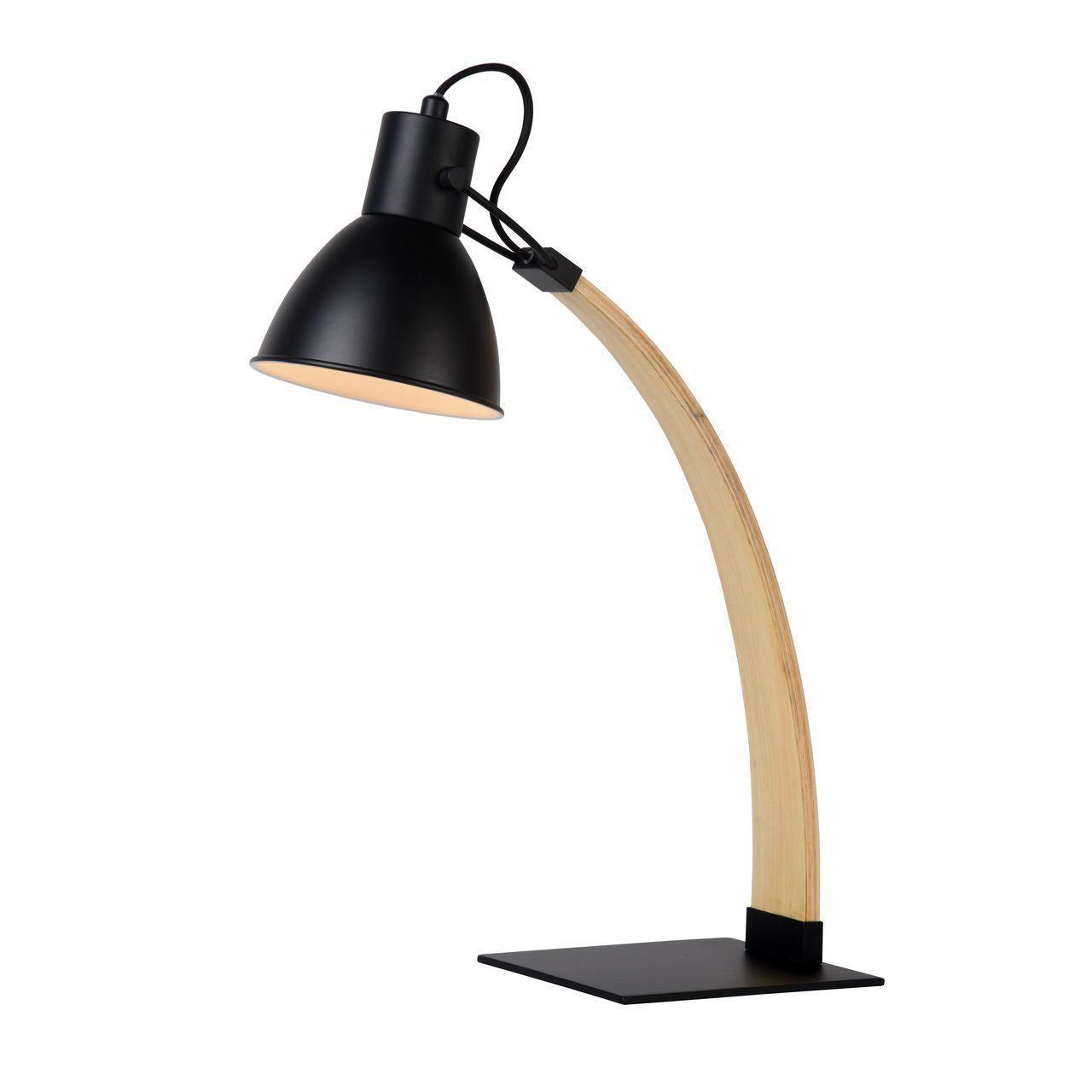 Настольная лампа Lucide Curf 03613/01/30 торшер lucide curf 03713 01 30